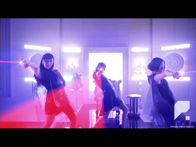 [MV] Perfume「レーザービーム」