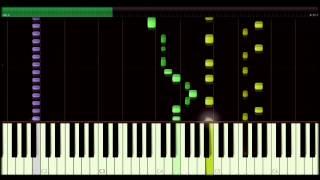 Video Kung Fury True Survivor (Piano Midi Tutorial) How to Play MP3, 3GP, MP4, WEBM, AVI, FLV Juni 2018