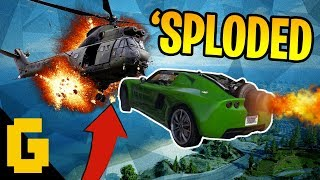 NAILED IT: Awesome gameplays in one compilation including Battlefield 4, GTA V, Battlefield 1, Titanfall 2, Uncharted 4, Steep, Rocket League, Trials Evoluti...