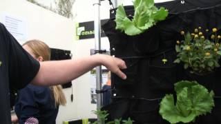 #757 Plantarium 2012 - Die essbare Wand