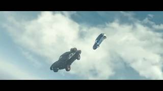 Fast and Furious 7 2015 Comedy scene