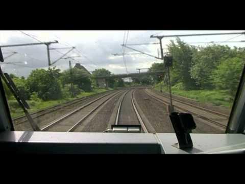 Führerstandsmitfahrt Hamburg-Hannover