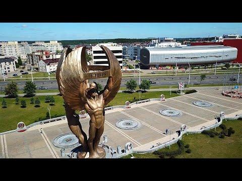 Η Λευκορωσία λίγο πριν τους 2ους Ευρωπαϊκούς Αγώνες