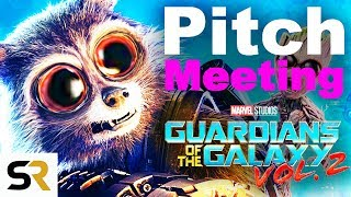 Guardians of the Galaxy Vol. 2 Pitch Meeting by Screen Rant