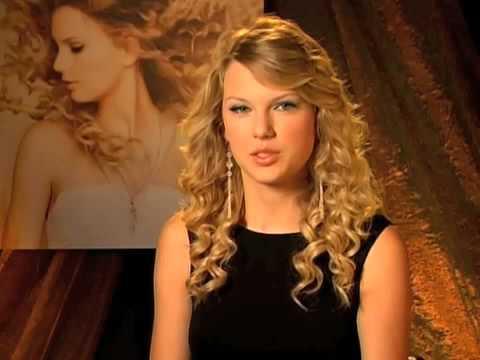 Taylor Swift al descubrierto