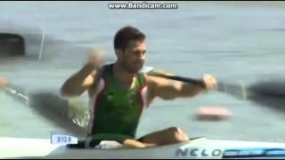 2014 Szeged K2 1000m Men U23 Canoe Sprint World Championships