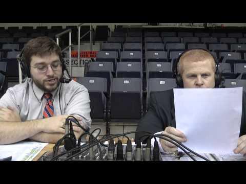 Chuck Benson postgame interview LMU 1-23-13