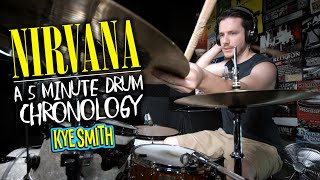 Nirvana's entire discography covered from front to back in 5 minutes on drums! Nirvana paved the way for a lot of punk bands to...
