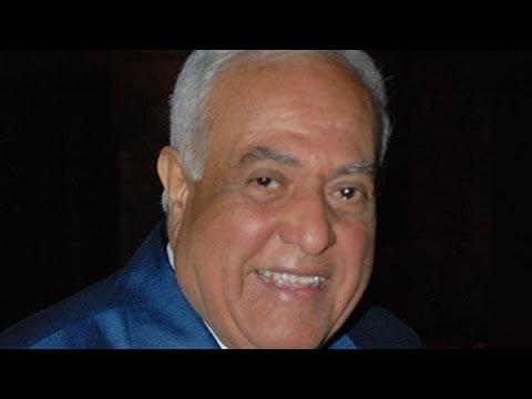 محمود سعد عن محمد متولي: فقدنا صديقا وممثلا كبيرا