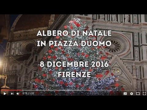Natale 2016: eventi a Firenze e Città Metropolitana