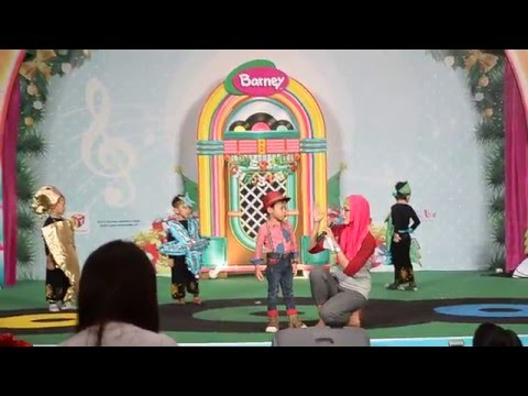 ABIYY AFFAN PERFORM BABY SMILE SCHOOL @TP3 SURABAYA