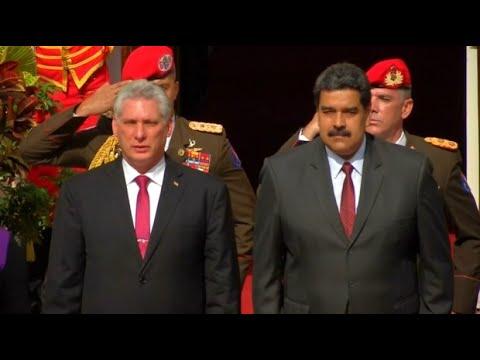 USA: Sicherheitsberater Bolton erhöht Druck auf Kub ...
