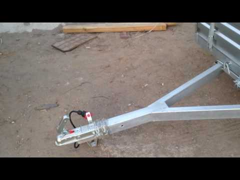 Прицеп легковой МЗСА 817701.012