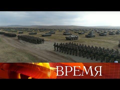 Крупнейшие учения армии и флота России «Восток-2018» достигли кульминации.