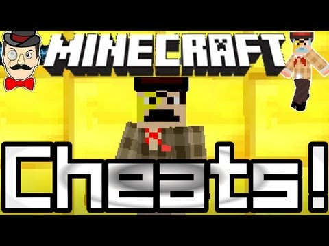 Minecraft CHEATS ! Single Player Commands in 12w16a !