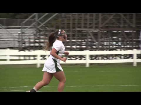 Plymouth Women's LAX vs Rhode Island 4-29