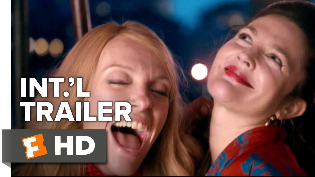 Drew Barrymore & Toni Collette are Life-long BFF's in 'Miss You Already' [Trailer]