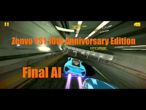 TS1 vs ST1? What's the difference? (Zenvo TS1 GT 10th Anniversary Edition - Final AI)