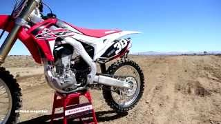 8. 2015 Honda CRF250 - The 15s