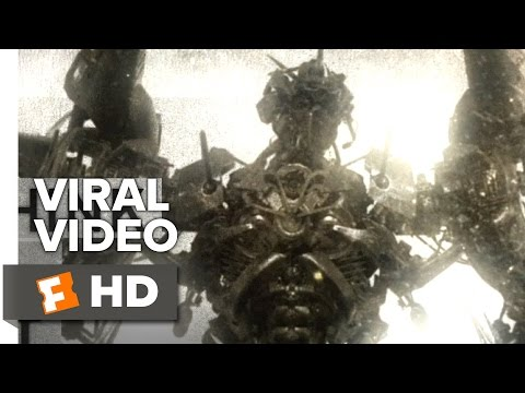 Transformers: The Last Knight Viral Video – Microfiche (2017) | Movieclips Coming Soon