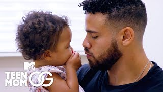 This One's For the Dads   Teen Mom OG (Season 8)   MTV