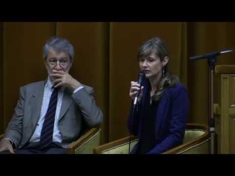 Iulia Feordeanu, psiholog, presedinte Asociatia Sol Mentis - Lans.