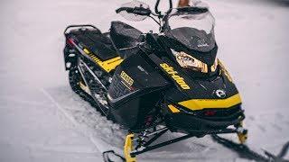 5. 2018 Ski-Doo Renegade Backcountry X 850 E-TEC