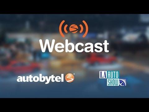 Video: Autobytel Live from the LA Auto Show