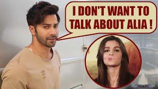 Varun Dhawan refuses to talk about Alia Bhatt on the No Filter Neha Talk show. No Filter Neha season 2 will be back and Varun...