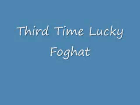 Third Time Lucky - Foghat.wmv