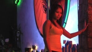 Wild Night On Walking Street Pattaya Thailand Nightlife Beach Road