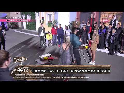 ZADRUGA 3: Ispala Monja, a Miljana završila u Urgentnom
