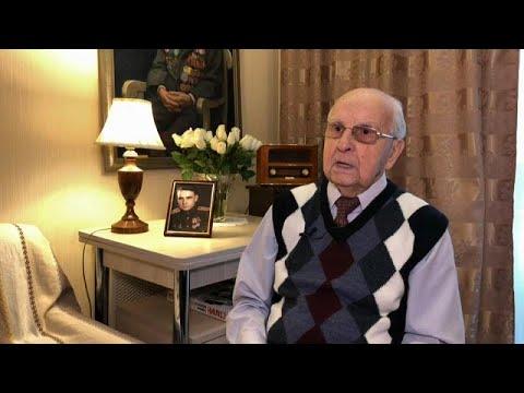 Ο Ιβάν θυμάται την απελευθέρωση του Άουσβιτς