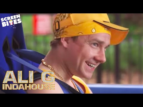 Ali G Indahouse - Car scene OFFICIAL HD VIDEO