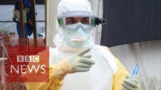 'Goggle camera' records Ebola crisis