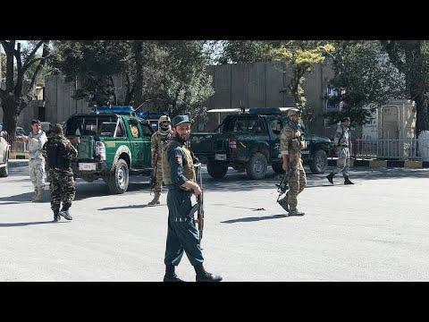 Αιματηρή επίθεση σε ομιλία του προέδρου του Αφγανιστάν…