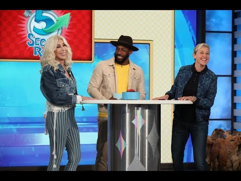 Cher Reveals Who She Wouldn't Duet with During '5 Second Rule'