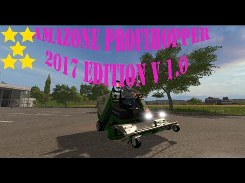 Amazone Profihopper 2017 Edition v1.0
