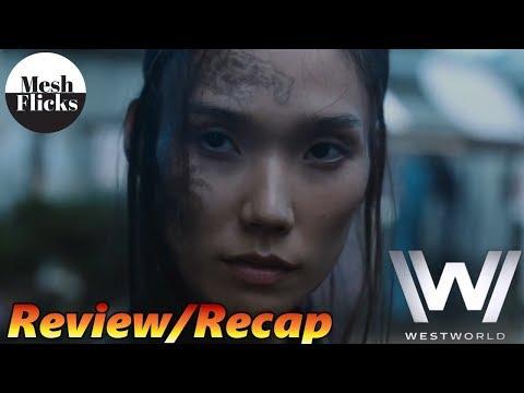 Westworld   Season 2   Episode 5   Recap/Breakdown (видео)