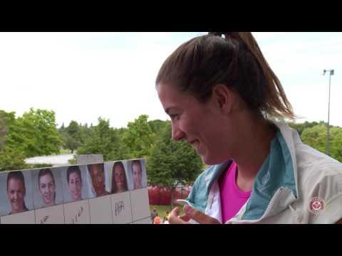 Bouchard, Venus Williams, Radwanska, Kerber, Halep, Suarez Navarro and Muguruza use their WTA colleagues to pick their Olympic dream team at Rogers ...