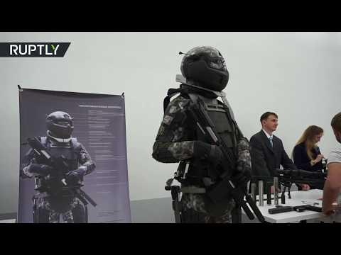 The future is now: Russian military unveils next-generation combat suit