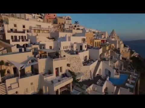 Athina Luxury Suites, Greek Islands