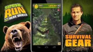 Survival Run with Bear Grylls YouTube video