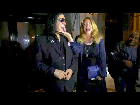 Gene Simmons Is Asked To Summon His Iconic Tongue