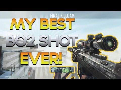 Ever - Leave a LIKE if you enjoyed! My BEST BO2 Trickshot EVER SUBSCRIBE if you haven't already! ▻ http://bit.ly/SubtoScarce ◅ Check out my recent video ▻ http://youtu.be/16j4tLbG4AE Improve...