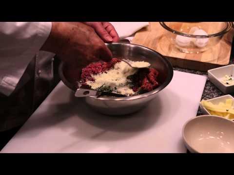 Meatballs Stuffed With Prunes : Italian Recipes