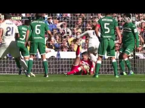 Real Madrid 3-0 Leganes, vòng 11 La Liga