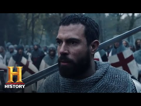 Knightfall: Season 1 Finale Exclusive Sneak Peek (Season 1, Episode 10) | History