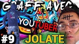 Video EPISODE 9 JOLATE - GRAFF AVEC YOUTUBER ! MP3, 3GP, MP4, WEBM, AVI, FLV Mei 2017