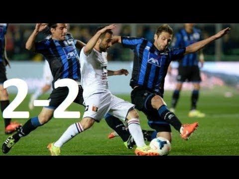 Atalanta Vs Genoa 2-2  Serie A 02/02/2020